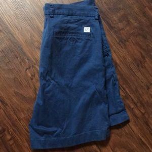 Southern Tide Shorts Just Need Ironing! :)
